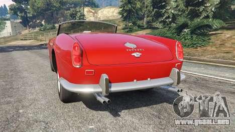 Ferrari 250 California 1957 para GTA 5