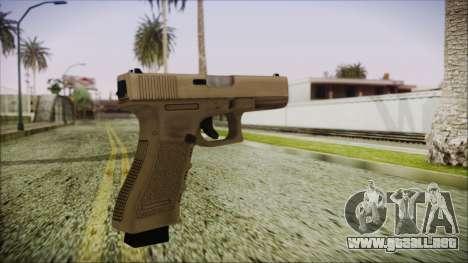 PayDay 2 STRYK 18c para GTA San Andreas segunda pantalla