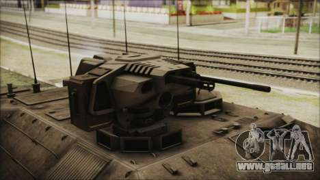 IFV-6C Panther Tracked IFV para la visión correcta GTA San Andreas