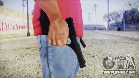 GTA 5 Vintage Pistol - Misterix 4 Weapons para GTA San Andreas