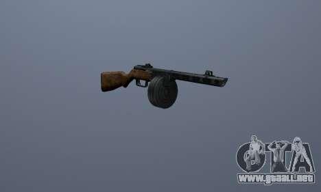 PCA para GTA San Andreas segunda pantalla