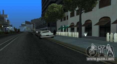 Italian bar Gangstaro in Los Santos para GTA San Andreas tercera pantalla