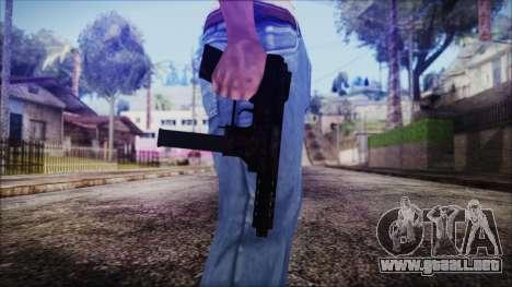 TEC-9 Search and Rescue para GTA San Andreas tercera pantalla