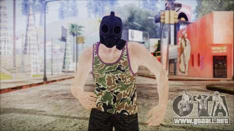 GTA Online Skin 6 para GTA San Andreas