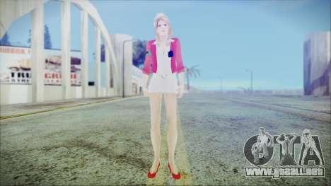 Lisa Garland Nurse Silent Hill para GTA San Andreas segunda pantalla
