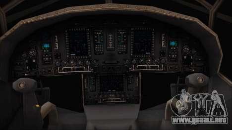 Tom Clancys Splinter Cell Blacklist Scout para la visión correcta GTA San Andreas