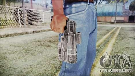 Fallout 4 Heavy 10mm Pistol para GTA San Andreas tercera pantalla