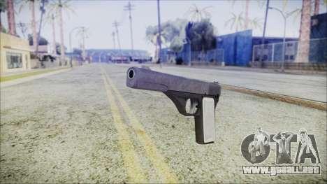 GTA 5 Vintage Pistol - Misterix 4 Weapons para GTA San Andreas segunda pantalla