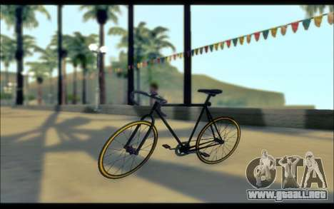 GTA V Fixter para GTA San Andreas left