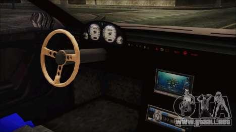 New Alpha Street para la visión correcta GTA San Andreas