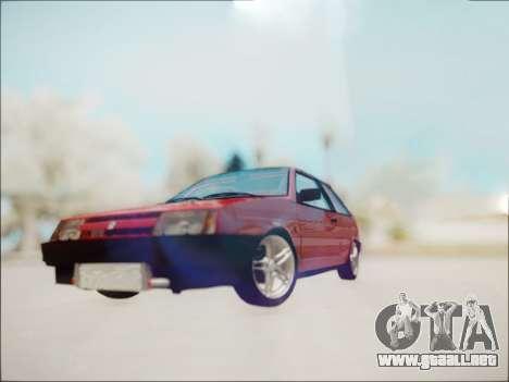 VAZ 2108 Turbo para GTA San Andreas left