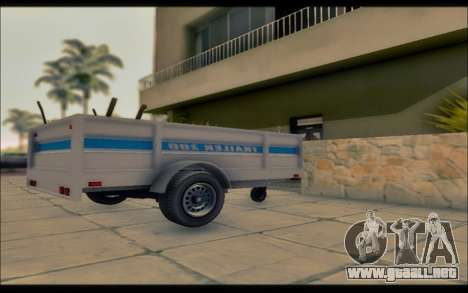 GTA V Utilidad de Remolque para GTA San Andreas left