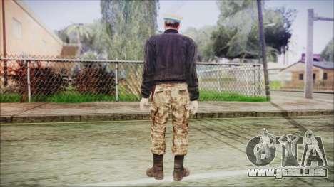 World In Conflict Lebdjev para GTA San Andreas tercera pantalla