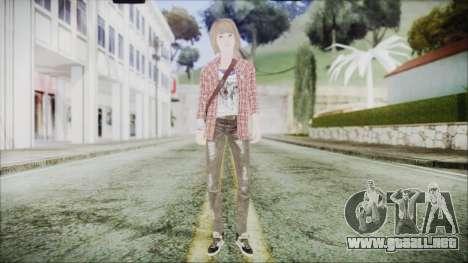 Life Is Strange Episode 3 Max Amber para GTA San Andreas segunda pantalla