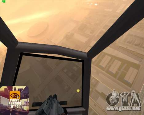 La locura en el estado de San Andreas v1.0 para GTA San Andreas undécima de pantalla