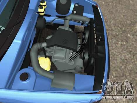 Volkswagen Passat B3 Variant para la vista superior GTA San Andreas
