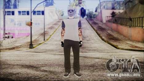GTA Online Skin 51 para GTA San Andreas segunda pantalla