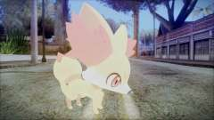 Fennekin (Pokemon XY) para GTA San Andreas