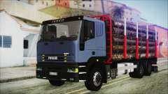Iveco EuroTech Forest para GTA San Andreas