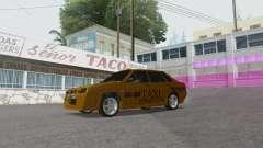 VAZ 21099 Tuning Russian Taxi para GTA San Andreas