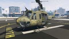 Bell UH-1D Iroquois Huey