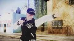 GTA Online Skin 50 para GTA San Andreas