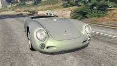 Porsche 550A Spyder 1956