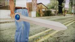 Finn Sword from Adventure Time para GTA San Andreas