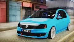 Dacia Logan Cadde Style para GTA San Andreas