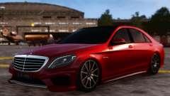Mercedes-Benz S63 W222 AMG para GTA 4