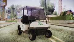 GTA 5 Golf Caddy para GTA San Andreas