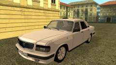 GAZ Volga 3110 sedán para GTA San Andreas