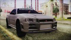 Nissan Skyline Nismo Body Kit para GTA San Andreas