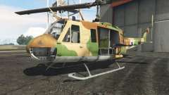 Bell UH-1D Israeli Air Force