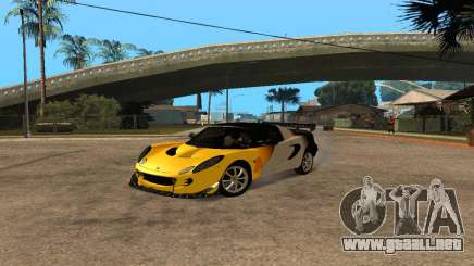 Lotus Elise 111s Tunable para GTA San Andreas