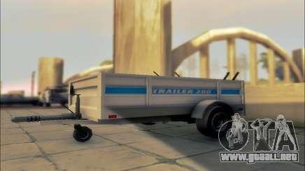 GTA V Utilidad de Remolque para GTA San Andreas