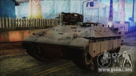 IFV-6C Panther Tracked IFV para GTA San Andreas
