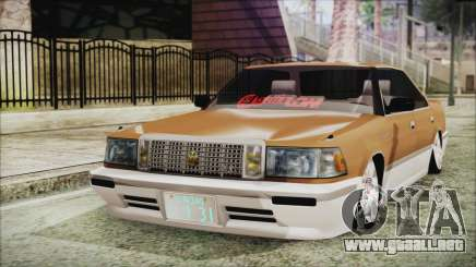Toyota Crown VIP para GTA San Andreas