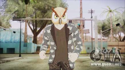 Skin GTA Online Hipster 2 para GTA San Andreas