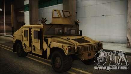 HMMWV Patriot para GTA San Andreas
