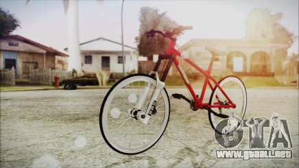 Scorcher Racer Bike para GTA San Andreas