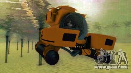 GTA 5 Kraken v1 para GTA San Andreas