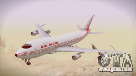 Boeing 747-237Bs Air India Vikramaditya para GTA San Andreas