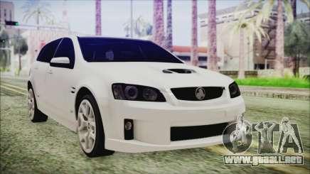 Holden Commodore VE Sportwagon 2012 para GTA San Andreas
