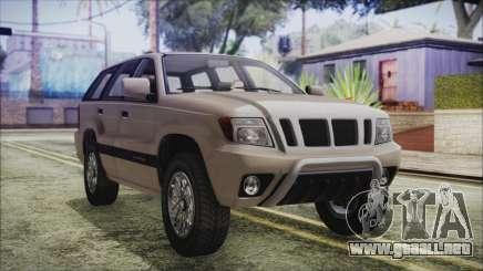 GTA 5 Canis Seminole IVF para GTA San Andreas