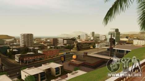ENB by Robert v8.4 para GTA San Andreas