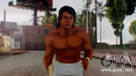 Ricky Steam 1 para GTA San Andreas