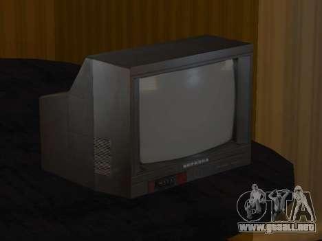 TV de abedul 37ТЦ-5141Д para GTA San Andreas