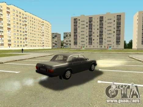 GAZ 31029 para GTA San Andreas left