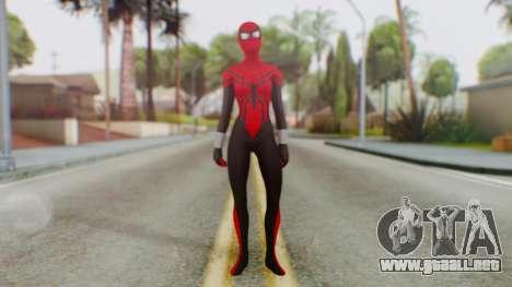 Marvel Heroes Spider-Girl para GTA San Andreas segunda pantalla